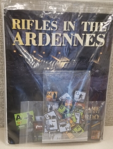 Review: Rifles in the Ardennes from Tiny Battle Publishing – The