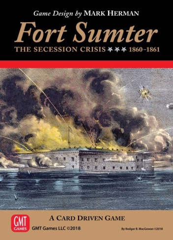 Fort Sumter Box Cover