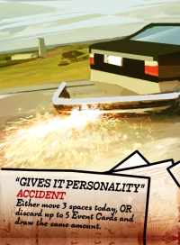 Highways & Byways Event Cards Gives it Personality