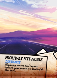 Highways & Byways Event Cards Highway Hypnosis