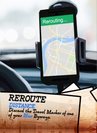 Highways & Byways Event Cards Reroute