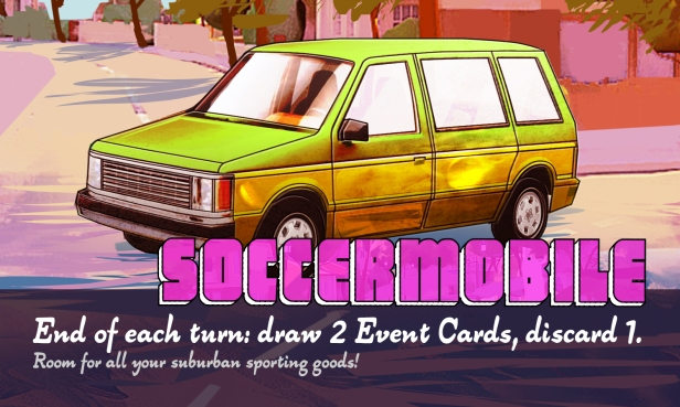 Highways & Byways Soccermobile