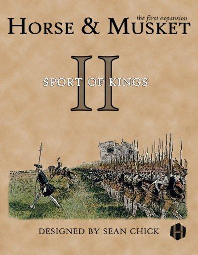 Horse & Musket II