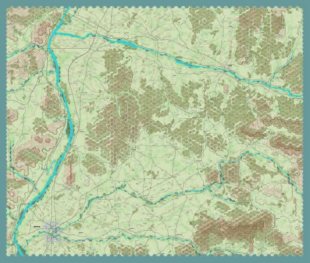 Montelimar Map