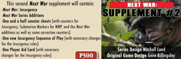 Next War Supplement COIN