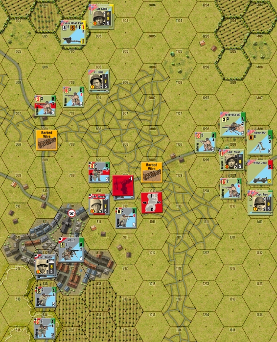 Normandy The Beginning of the End Map