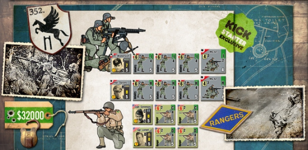 Normandy The Beginning of the End Stretch Goals Rangers