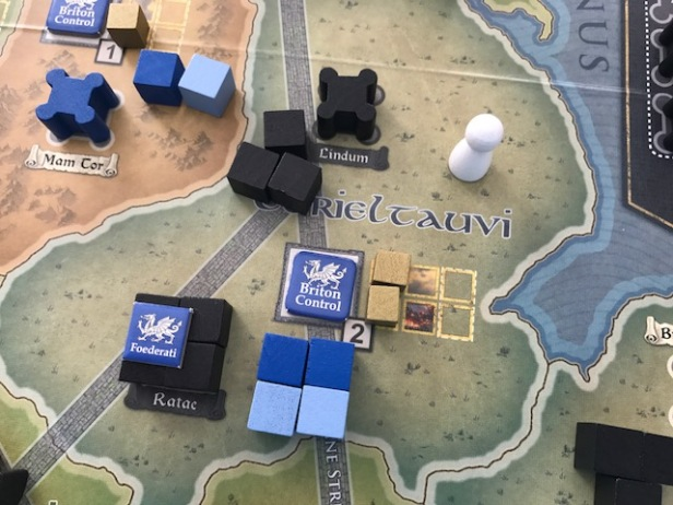 Pendragon: The Fall of Roman Britain from GMT Games – Action Point 2