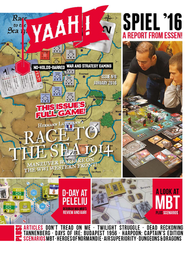 YAAH Magazine #8