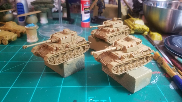 Flames of War: Battlefront's Panzer IV H Assembly and