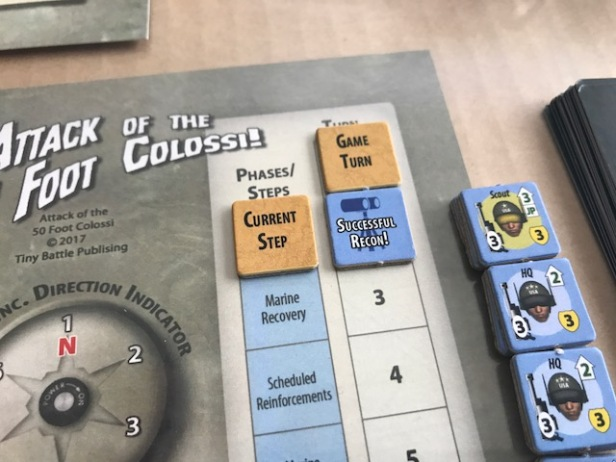 Attack of the 50 Foot Colossi Landing Zone Procedure
