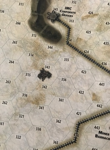 Attack of the 50 Foot Colossi Map