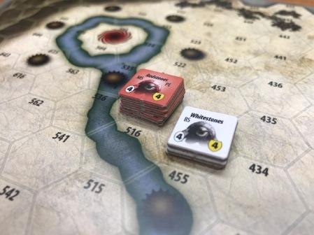 Attack of the 50 Foot Colossi Redstones vs. Whitestones 2