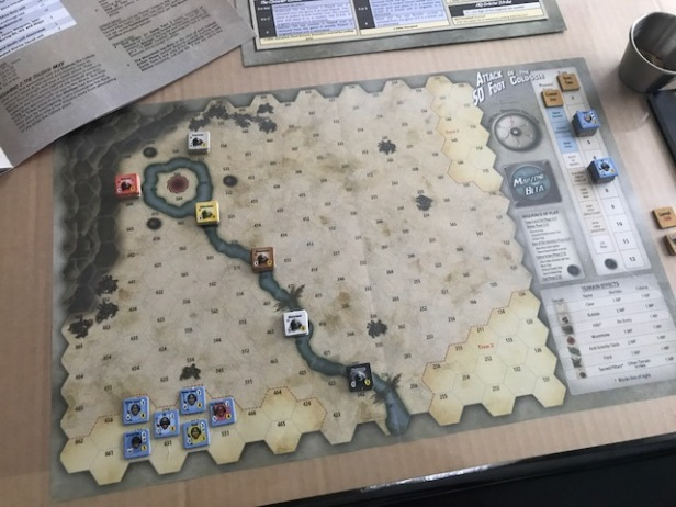 Attack of the 50 Foot Colossi Scenario 2