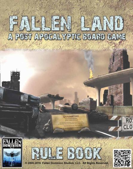 Fallen Land Rulebook