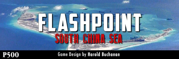 Flashpoint South China Sea Banner