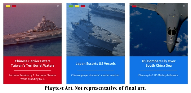 Flashpoint South China Sea Cards
