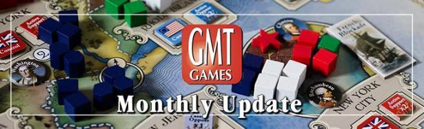 GMT Games Monthly Update February Banner