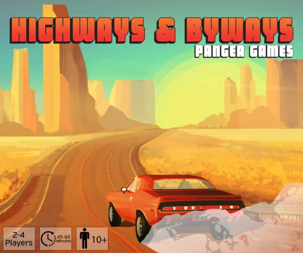 Highways & Byways Updated Box Cover