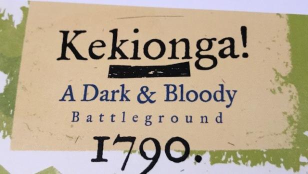 Kekionga Banner