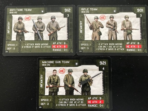 Sherman Leader Infantry