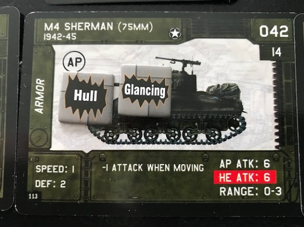 Sherman Leader Sherman Tank Damaged
