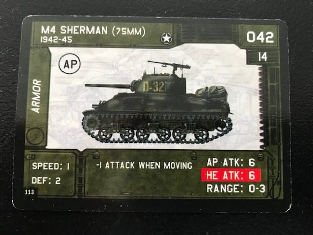 Sherman Leader Sherman Tank