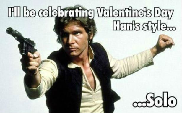 Star Wars Han Solo Style