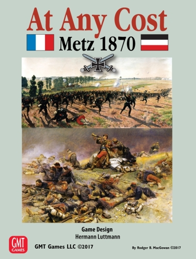 At Any Cost Metz 1870 GMT Games