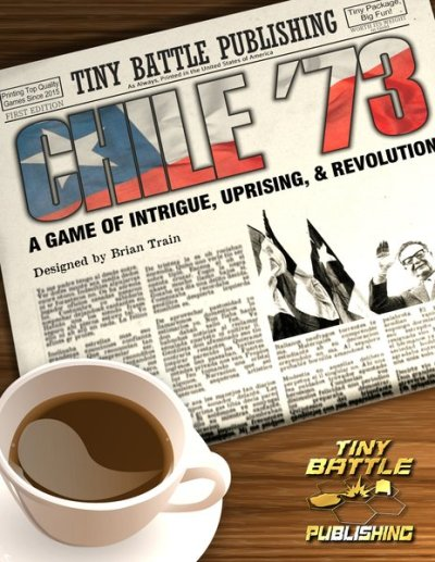 Chile '73 Tiny Battle Publishing