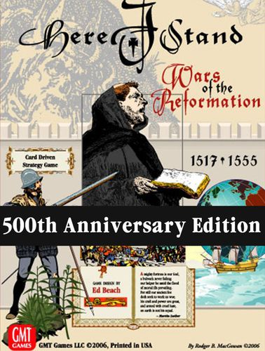 Here I Stand 500th Anniversary Edition Cover