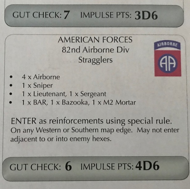 OST Impulse Points 82nd Airborne