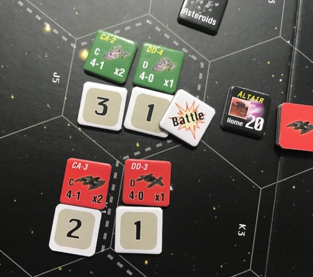 Space Empires 4X Battle