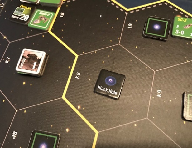 Space Empires 4X Black Hole Wins