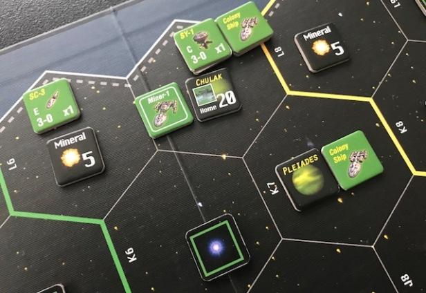 Space Empires 4X Colonization