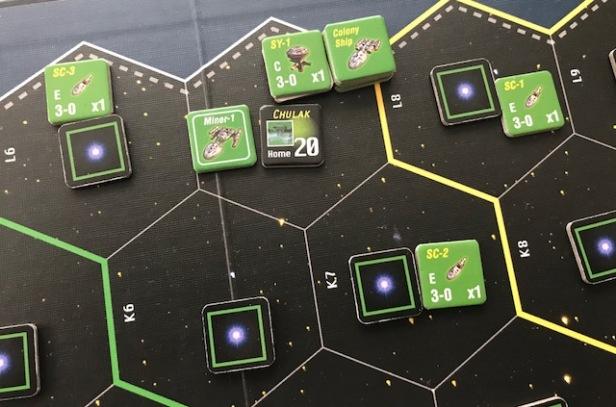 Space Empires 4X Exploration