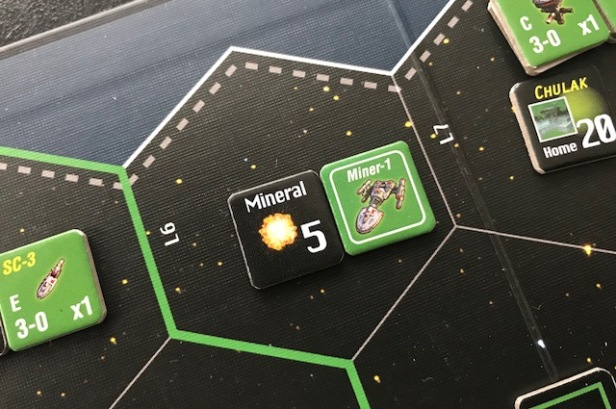 Space Empires 4X Mining