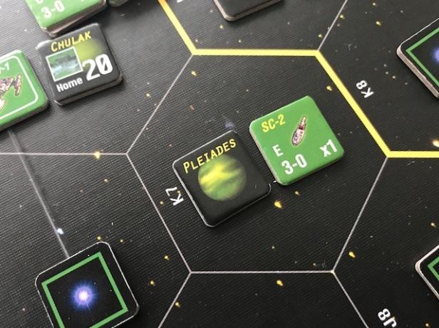 Space Empires 4X Planet Pleiades Found