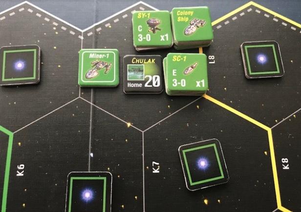 Space Empires 4X Starting Homeworld
