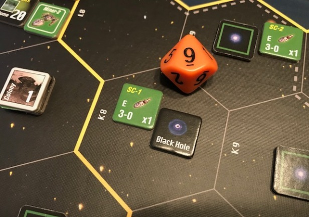 Space Empires 4X Surival Roll