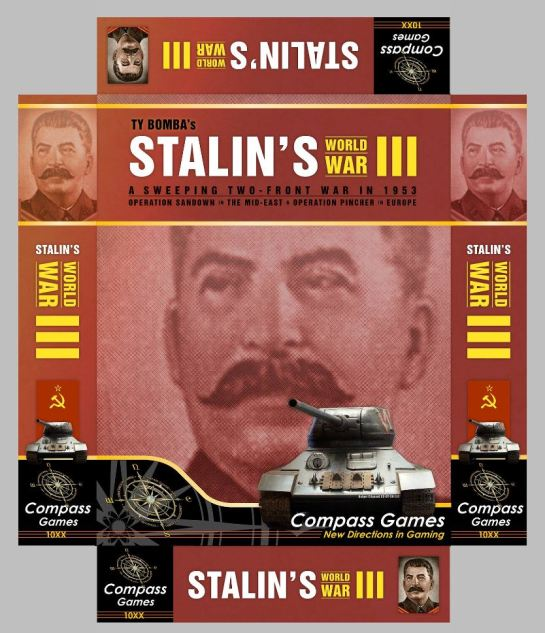 Stalin's World War II 1st Cover Draft