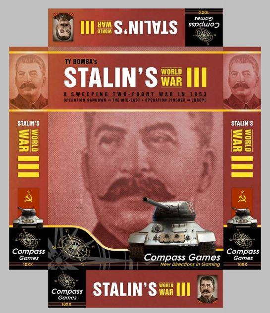 Stalin's World War II 1st Cover Draft