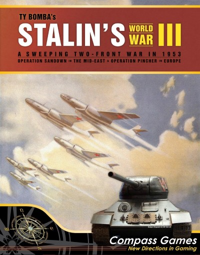 Stalin's World War III Compass Games