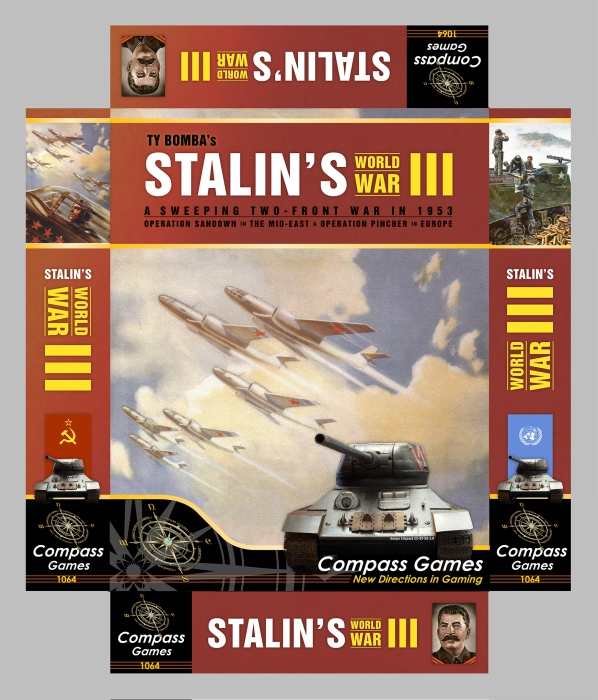 Stalin's World War III Final Box Art