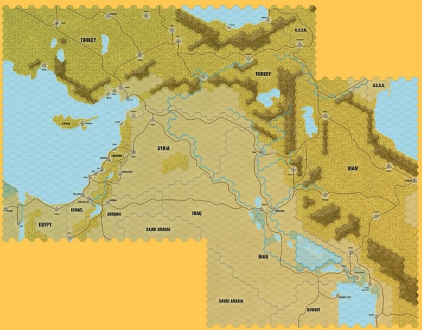 Stalin's World War III Mid East