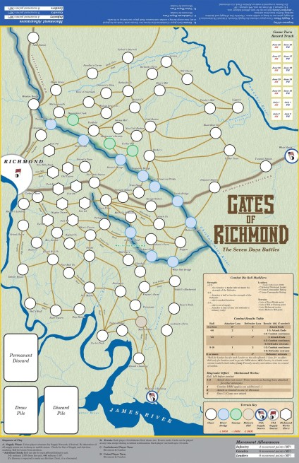 The Gates of Richmond Compass Games