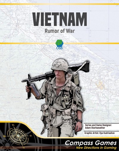 Vietnam Rumor of War Compass Games