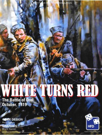 White Turns Red HFDG