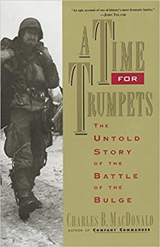 A Time for Trumpets Book Pic