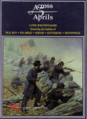 Across 5 Aprils